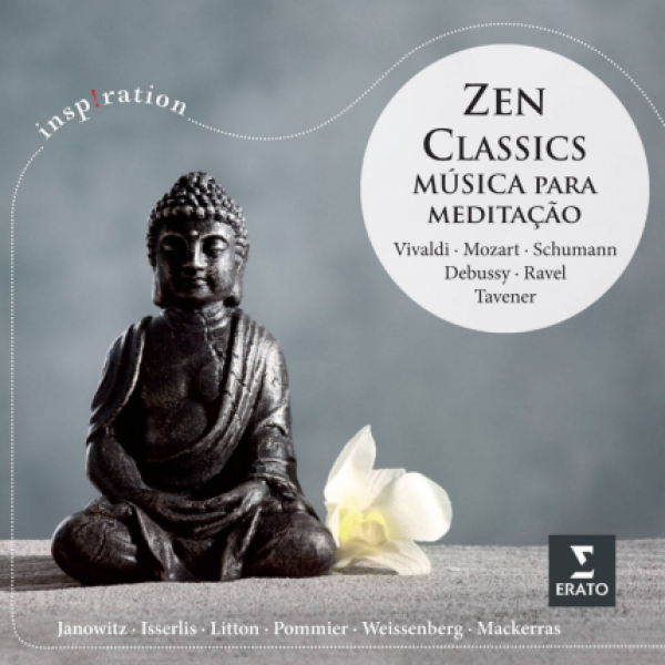 CD Zen Classics - Música Para Meditação